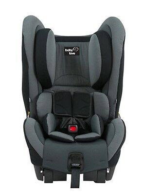 NEW BabyLove Convertible Baby Car Seat Ezy Switch EP Grey #`80742