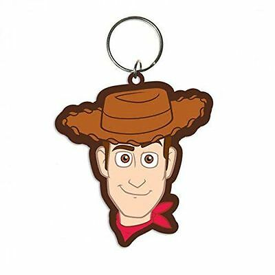 Disney Toy Story Woody 2D Rubber Keyring Official 90s