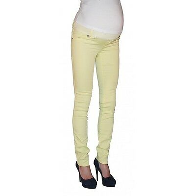 Love2wait Pants Superskinny Yellow C131090-010