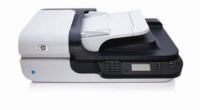 HP Scanjet N6350 High speed A4 Colour duplex network document scanner
