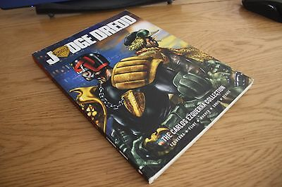 Judge Dredd The Carlos Ezquerra Collection