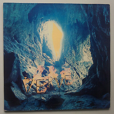 Verve - A Storm in Heaven Vinyl LP UK 1st Press A1/B1 HUTLP10 EX