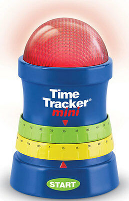 Learning Resources Time Tracker Mini For Children - Maths **New**