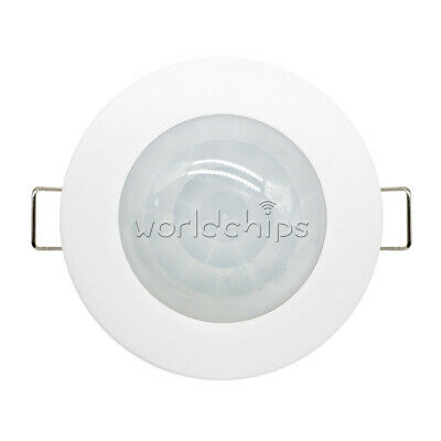 PIR Infrared Body Motion Sensor Detector Lamp Light Switch 220V 360° Ceiling