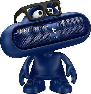 NEW SEALED Official Genuine Beats By Dre Pill Dude Wireless Speaker Stand Blue