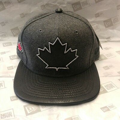 Josh Donaldson Toronto Blue Jays Signature Melton Wool Snapback New Era
