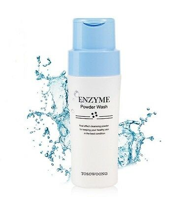 TOSOWOONG Enzyme Powder Wash - 70g [USA SELLER]
