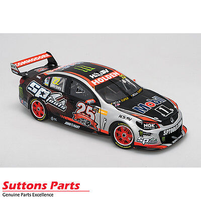 New Authentic Holden 2015 Hrt 25Th Anniversary Courtney 1: 18 Model Part B18H15S