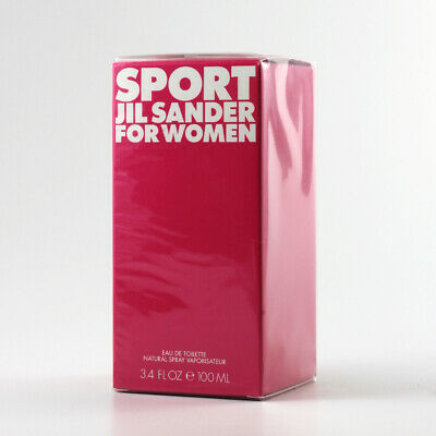 Jil Sander Sport for Women - EDT Eau de Toilette 100ml