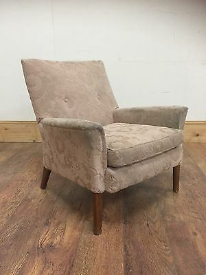 Parker Knoll Easy Chair Upholstery Project