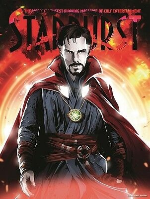 Doctor Strange - Benedict Cumberbatch Starburst Magazine #429 Collectors Cover