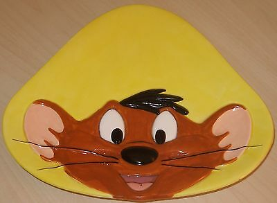 Rare Warner Brothers Speedy Gonzales Collector Plate