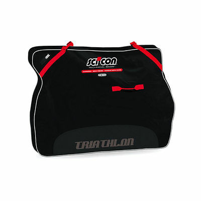 Scicon Travel Plus Triathlon Bicycle Bag - Cycling Transportation & Accessories