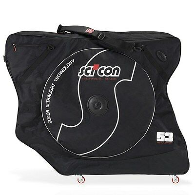 Scicon AeroComfort 2.0 TSA Bicycle Travel Case - Cycling Transportation