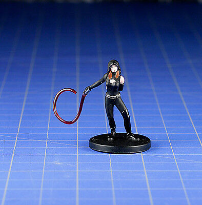 Star Wars miniatures minis Bounty HuntersMistryl Shadow Guard #40 & Card WOTC
