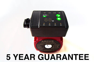 A Rated Central Heating Pump Replaces Grundfos/myson/wilo - 5 Year Guarantee