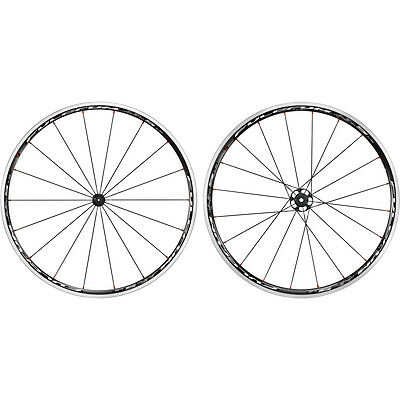 Fulcrum Racing 5 LG Clincher Wheelset - Black/White - Cycling Components