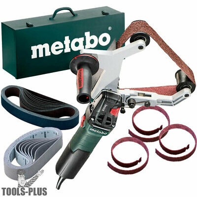 Pipe and Tube Sander Metabo RBE 15-180 SET New