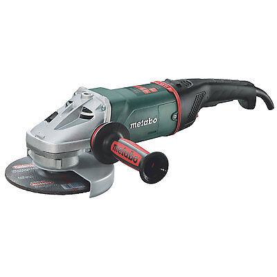 "7"" Angle Grinder 8500 RPM Metabo 606466420 New"