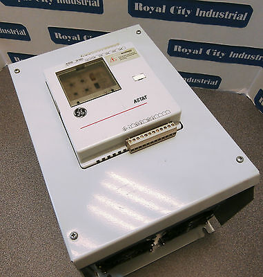 Ge Qc2K-Na Astat Soft Starter C 63A 200-500V 3Hp -- New