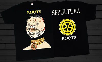 SEPULTURA -Roots- Brazilian heavy metal band, T_shirt- sizes: S to 6XL
