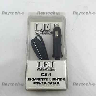 Lei 8-86 Lowrance CA-1 cigarette lighter power cable adapter