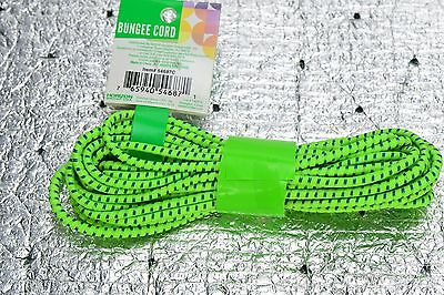 New Neon Green Bungee Cord 18 Feet Long 5.49 m Horizon Group USA 54687C
