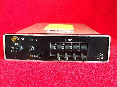 Cessna Rt 459A Transponder P/n 41470-1028 With Serviceable Tag