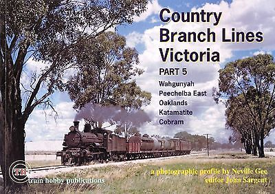 Country Branch Lines Victoria Part 5 - North East and Central Region