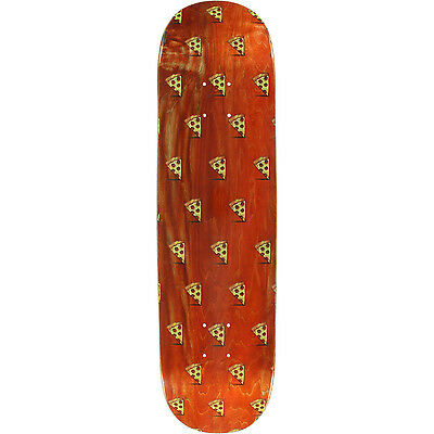 "Pizza - Emoji Pattern 8.0"" Skateboard Deck"