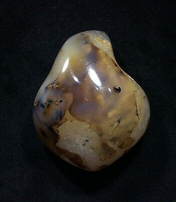 Agate Massage Therapy Stone 161003 Protection Strength Healing Metaphysical