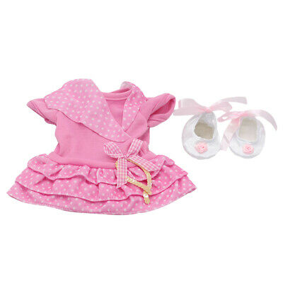 """Pink Dance Dress Shoes For 18"""" American Girl AG Our Generation Doll Clothes"""
