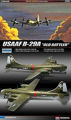 """Academy USAAF B-29A """"Old Battler"""" Vehicle Building Kit by Academy Models"""
