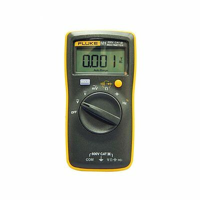 Fluke 101 Basic Digital Multimeter Pocekt Portable Meter Equipment Industrial