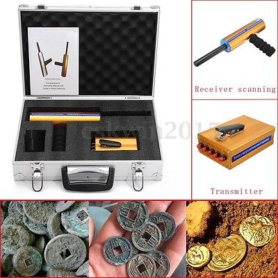 800M Deepth Search Metal Detector Machine For Detecting Copper/Gold/Silver/Diam