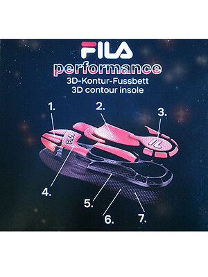 Fila 3D Gel sports supportive insoles football walking working running
