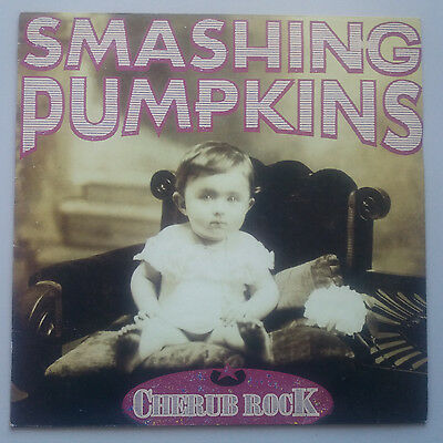 "Smashing Pumpkins - Cherub Rock 12"" Vinyl Single 1st Press"