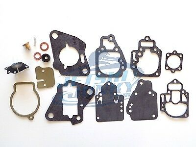 Mercury Mariner Carb Carburetor Rebuild Kit  6 8 9.9 10 15 20 25 Hp out board