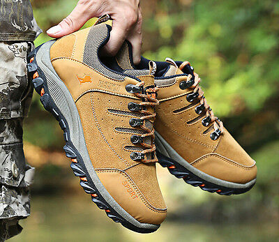 HOT! Outdoor Men's  Athletic Running Shoes Hiking Sneakers Shoes