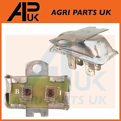 Ford New Holland Tractor Instrument Cluster Voltage Stabiliser Stabilizer Switch
