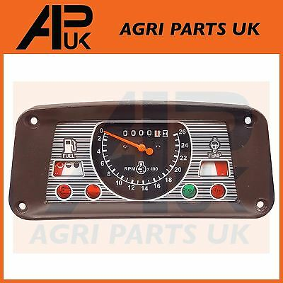 Ford 2000,2600,3000,4000,4600,5000,7000 Tractor Instrument Panel Cluster Dash AC