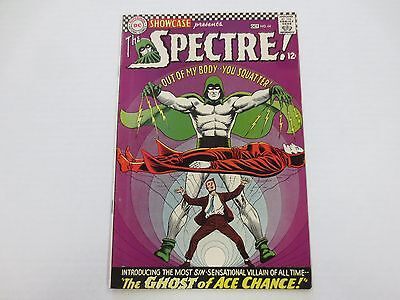 Showcase #64 Spectre Early Appearance