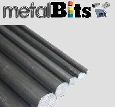 Round Bar Mild Steel (Various sizes) 1000mm - 3000mm available - fast dispatch