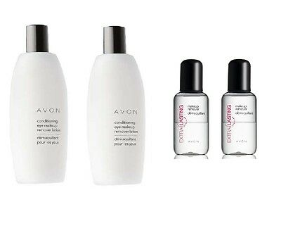 2 X Avon Cleanser Makeup Remover (twin pack)