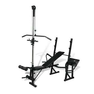 #bNew Weight Bench Fitness Workout Bench Adjustable Gym Masrter High-quality