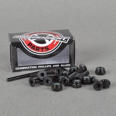 "INDEPENDENT 7/8th"" COMBI MOUNTING SKATE BOARD HARDWARE"