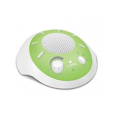Homedics Portable Baby toy Cot SoundSpa Sounds Musical Lullaby #`MYBS200