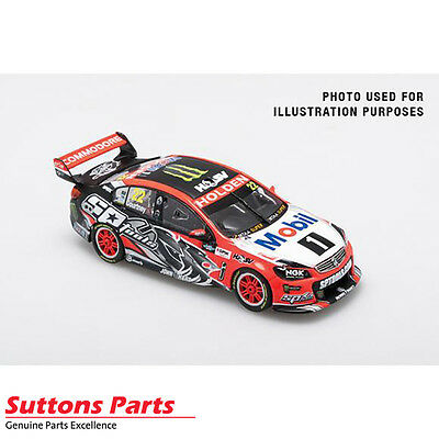 New Authentic Holden 2015 Hrt Vf Tander #2 1: 43 Model Part B43H15A