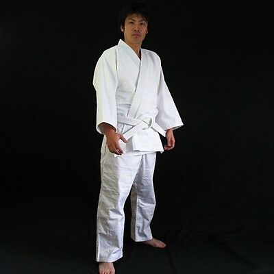 TOZANDO JAPAN Judo gi wear Jacket Pants Belt Obi 3pcs SET size:4
