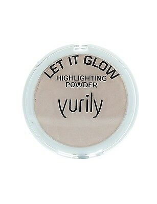 Yurily Let It Glow Highlighting Powder Compact 8g